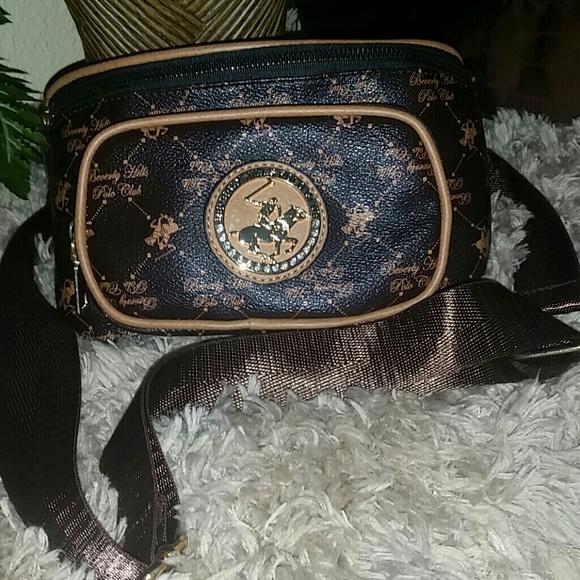 47758179c7e0 Beverly Hills Polo Club Handbags - Beverly Hills Polo Club fanny pack NWOT